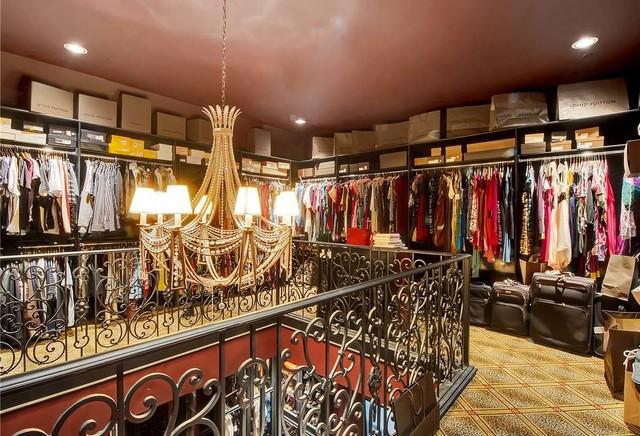 Custom Residence - Southlake, TX traditional-closet