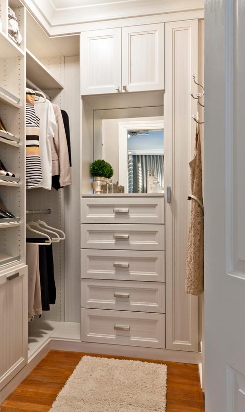 Closet Materials