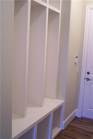 Deer Creek Home Interior Details traditional-closet
