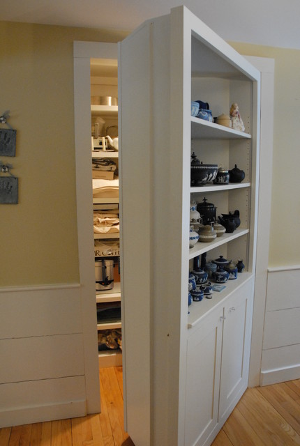 Dining Room Storage Cupboard With A Secret Traditional Wardrobe