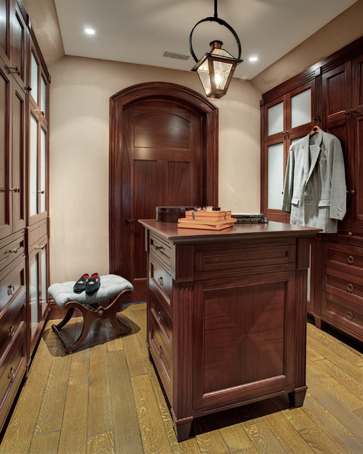 Distinctly English - Traditional - Closet - richmond - by Glave & Holmes Architecture