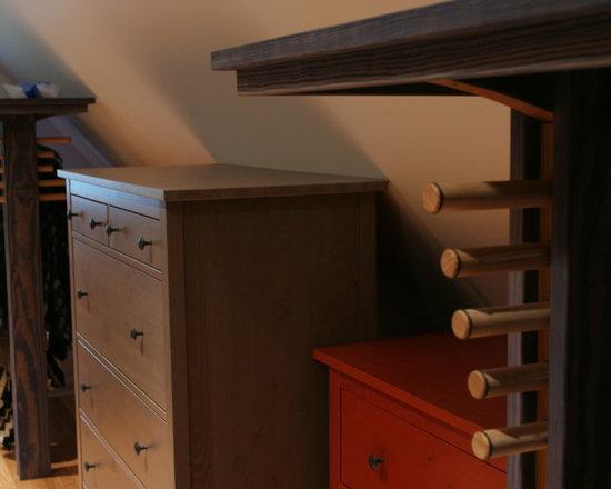 Dormer closet storage closets design ideas pictures Dormer closet ideas