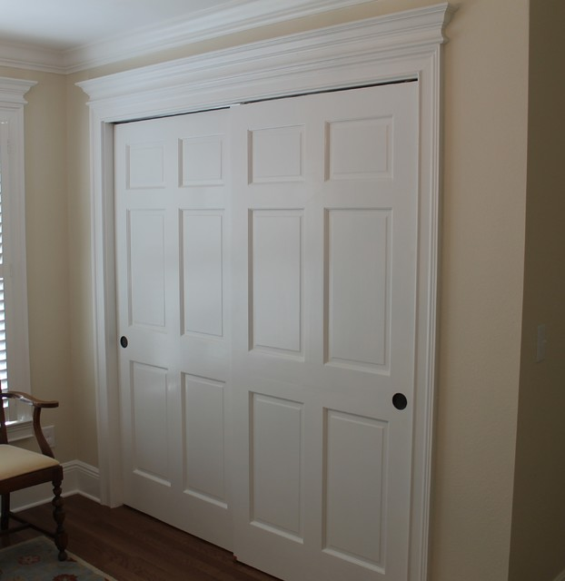 Double Bypass Closet Door