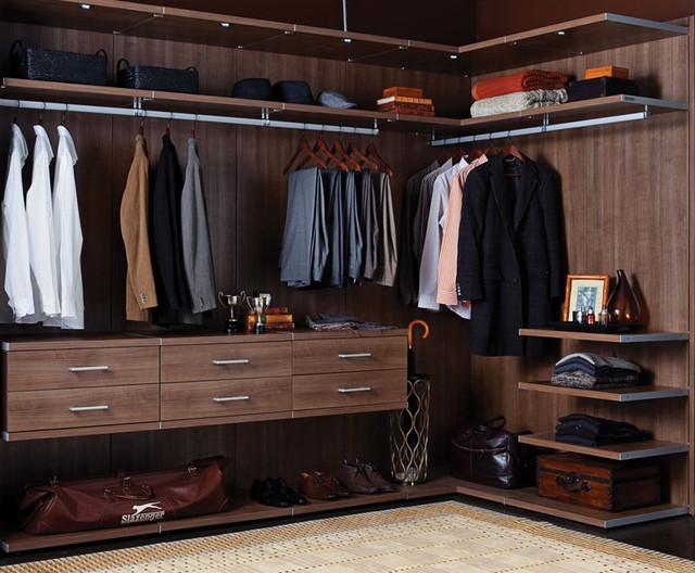 Dream Closets - Contemporary - Closet - Dallas - by California Closets