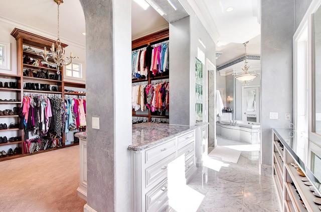 Attractive Dream Closets Traditional Closet