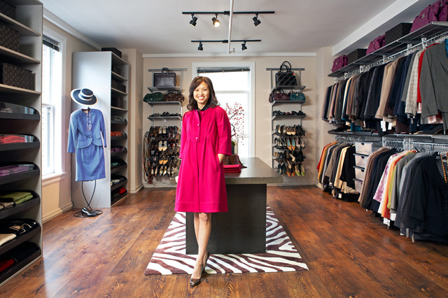 Dress For Success   LA Boutique Contemporary Closet