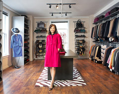 Dress for Success - LA Boutique contemporary closet