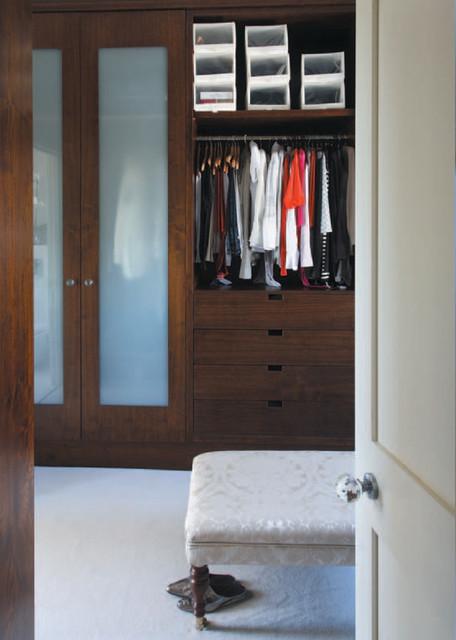 Closet - contemporary closet idea in Dublin