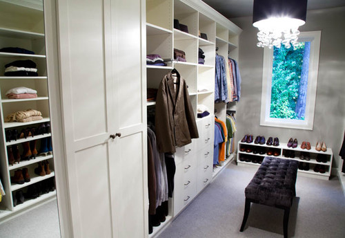 Superbe How Much Room Do I Need To Have A Closet With A Center Island With Room For  Hanging Items On Side?