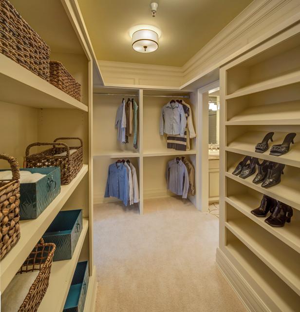 East Grand Rapids Condo Traditional Closet Grand