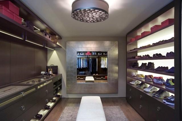 Esquire Design House contemporary-closet