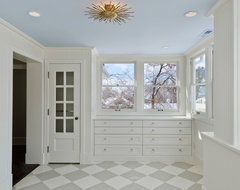Federal Heights Remodel by Cameo Homes Inc. in Salt Lake City, Utah traditional closet