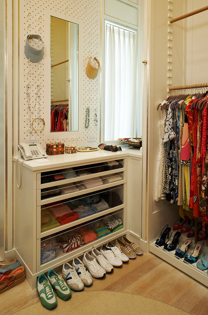 Four Winds transitional-wardrobe