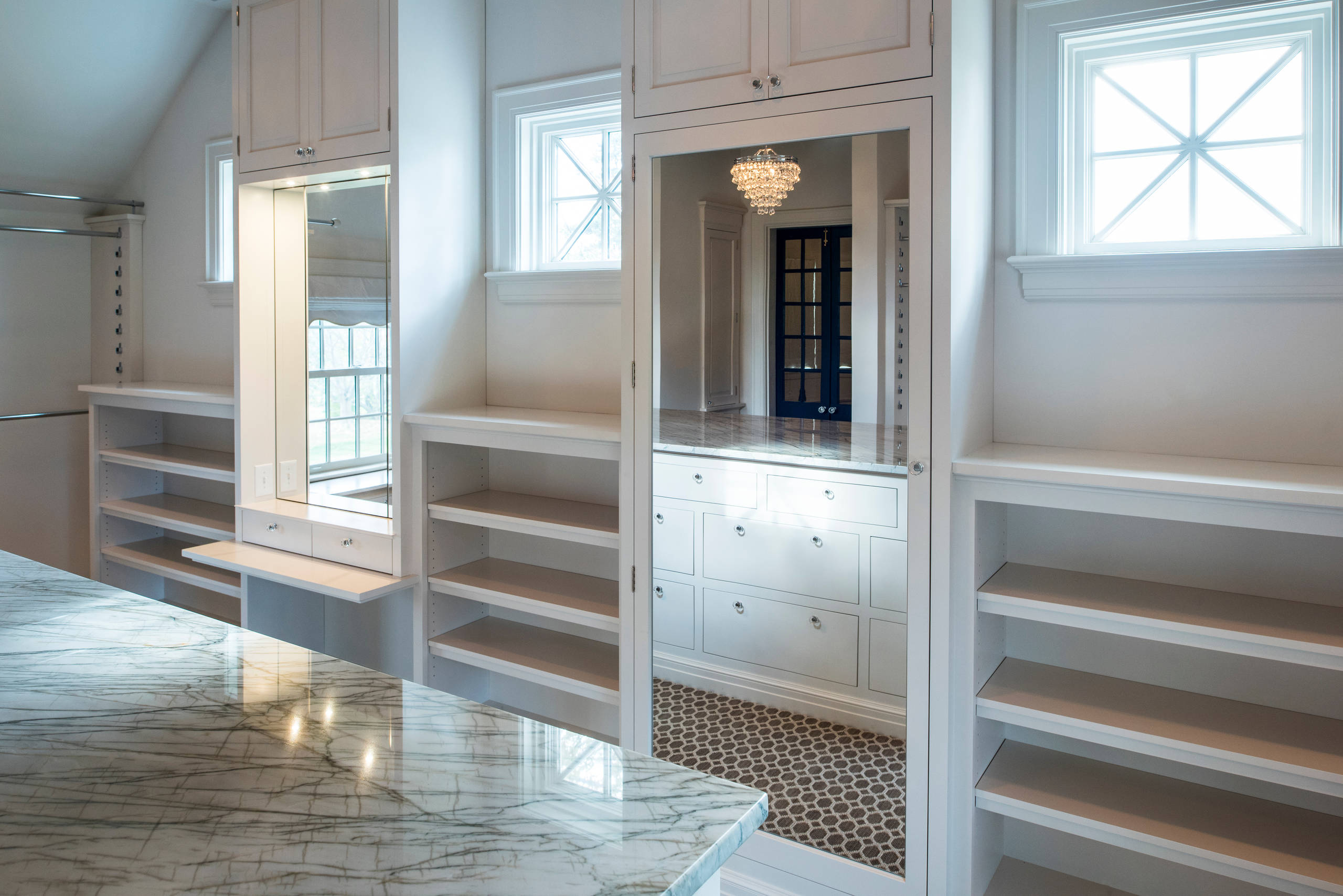French Blue by Don Justice Cabinet Makers
