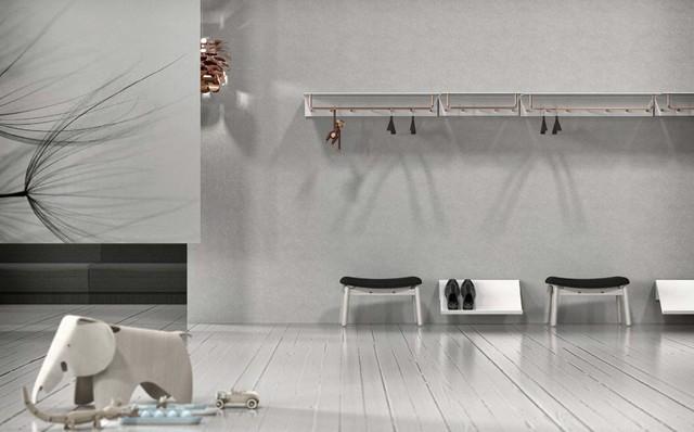 Frost copper collection for Garderobenleiste modern
