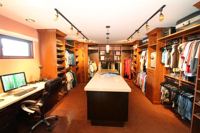 Generations wardrobe closet
