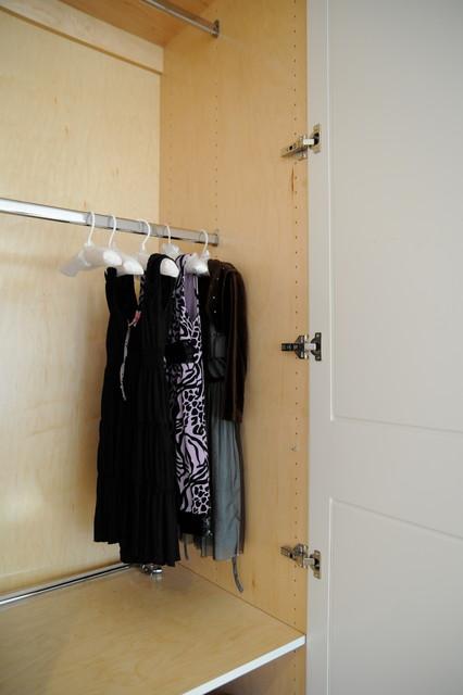 Gerlach Residence traditional-closet