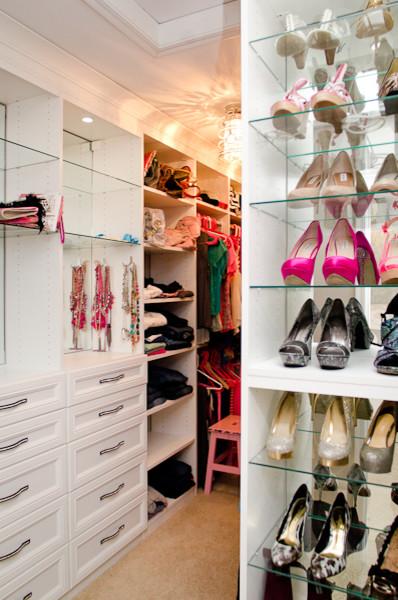 girly walk in closet american traditional wardrobe cincinnatigirly walk in closet