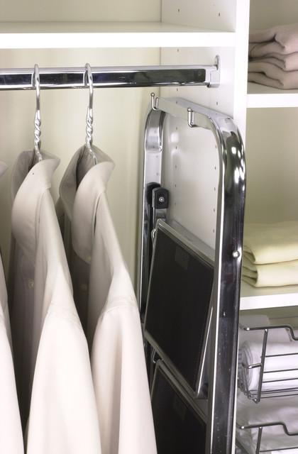 Great Closet Accessories contemporary-closet