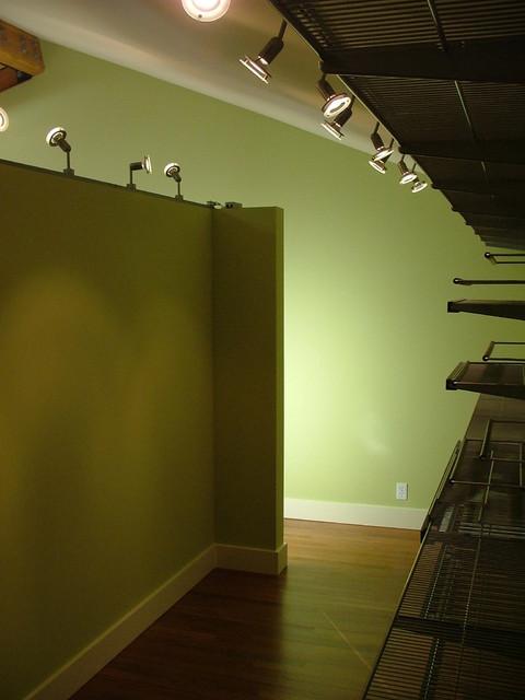 Greenwood Residence - Modern Closet modern-closet