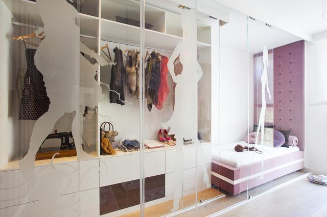 Güneṣli Park Gardenya modern-closet