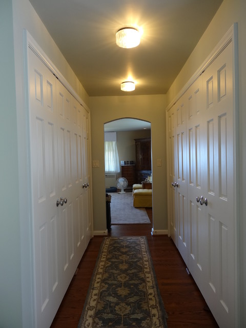 Hallway Closets Traditional Closet Seattle By Rj