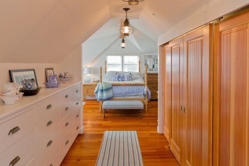 Ordinaire Sloped Ceiling Closets