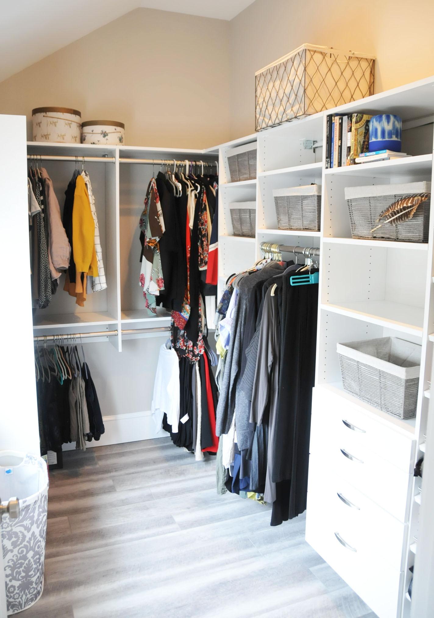 Her Custom Closet - After