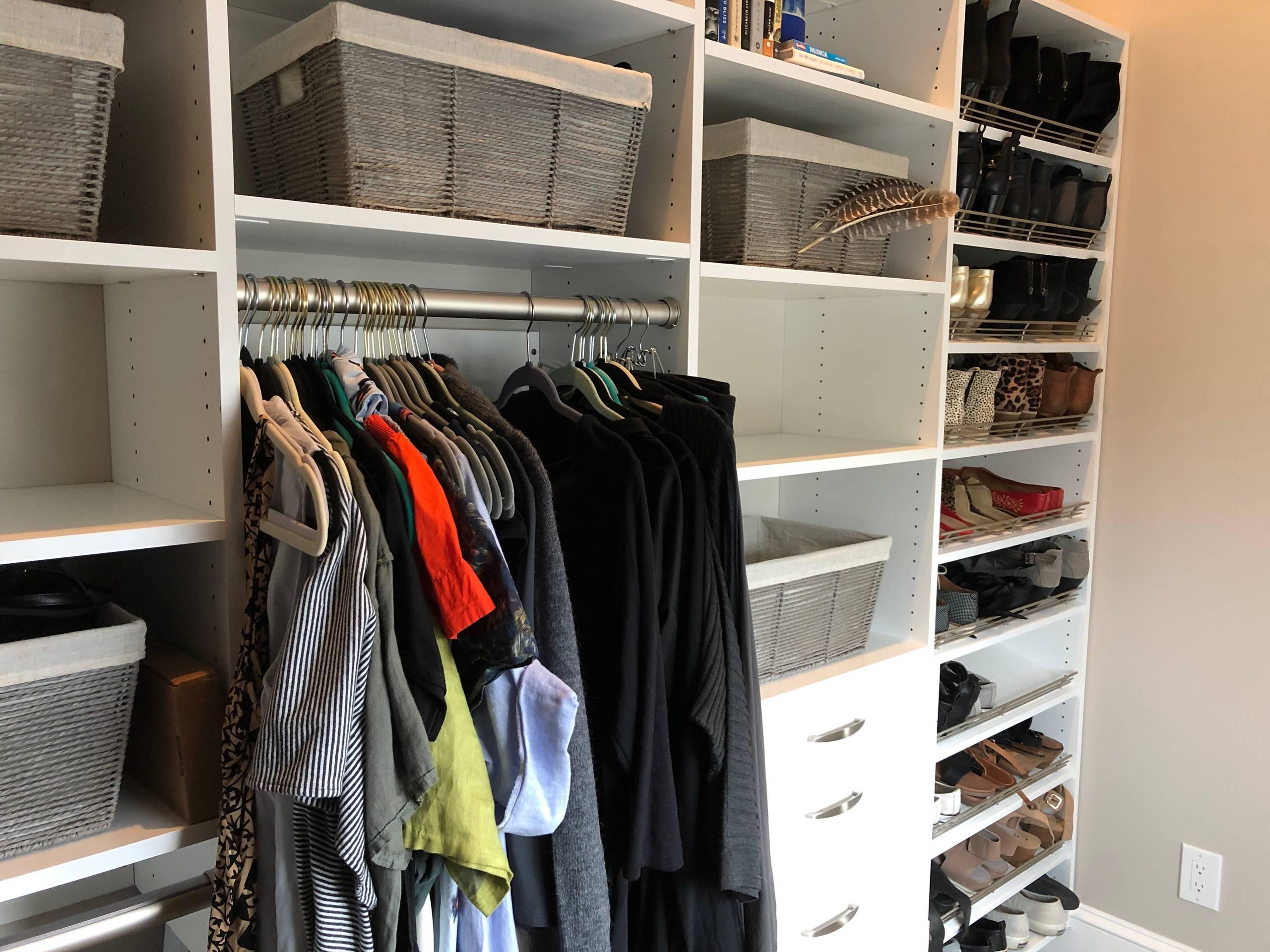Her Master Closet - After
