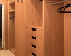 Highlights modern-closet
