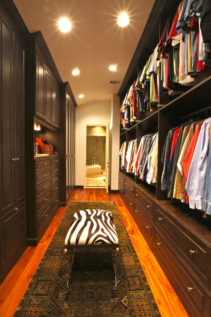 His Master in Mocha - Traditional - Closet - new orleans ...