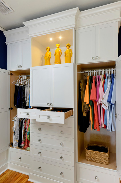 Historic Home Traditional Closet Other Metro By A