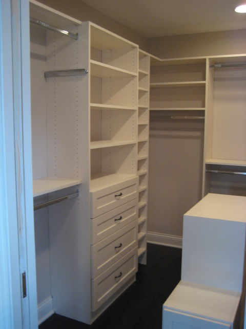 HOME ORGANIZERS - Traditional - Closet - chicago - by THE ...