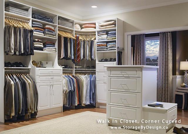 home storage modern closet toronto by storage by design ca