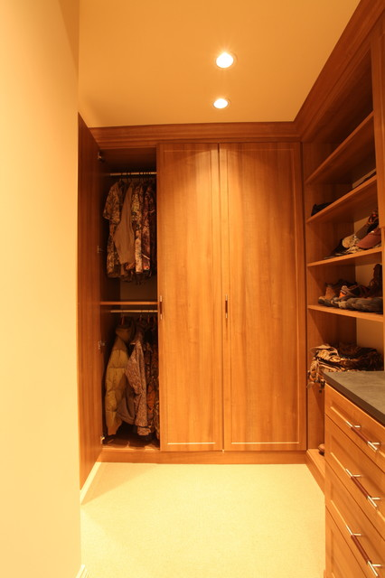 Hunting Closet - Traditional - Closet - other metro