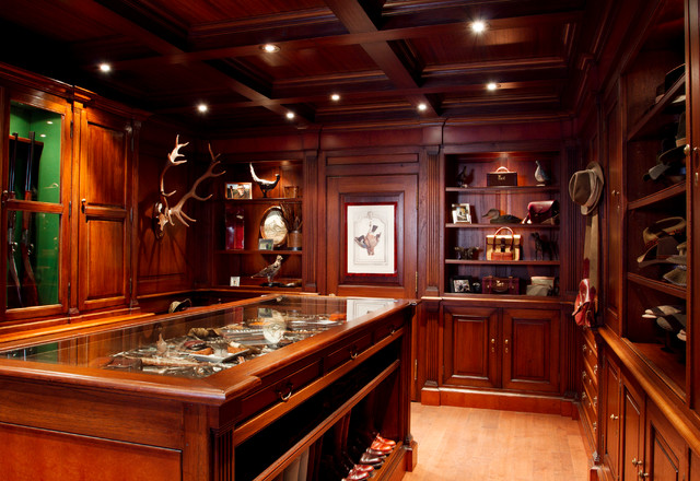 Hunting room chambre de chasse klassisch for Chambre de chasse