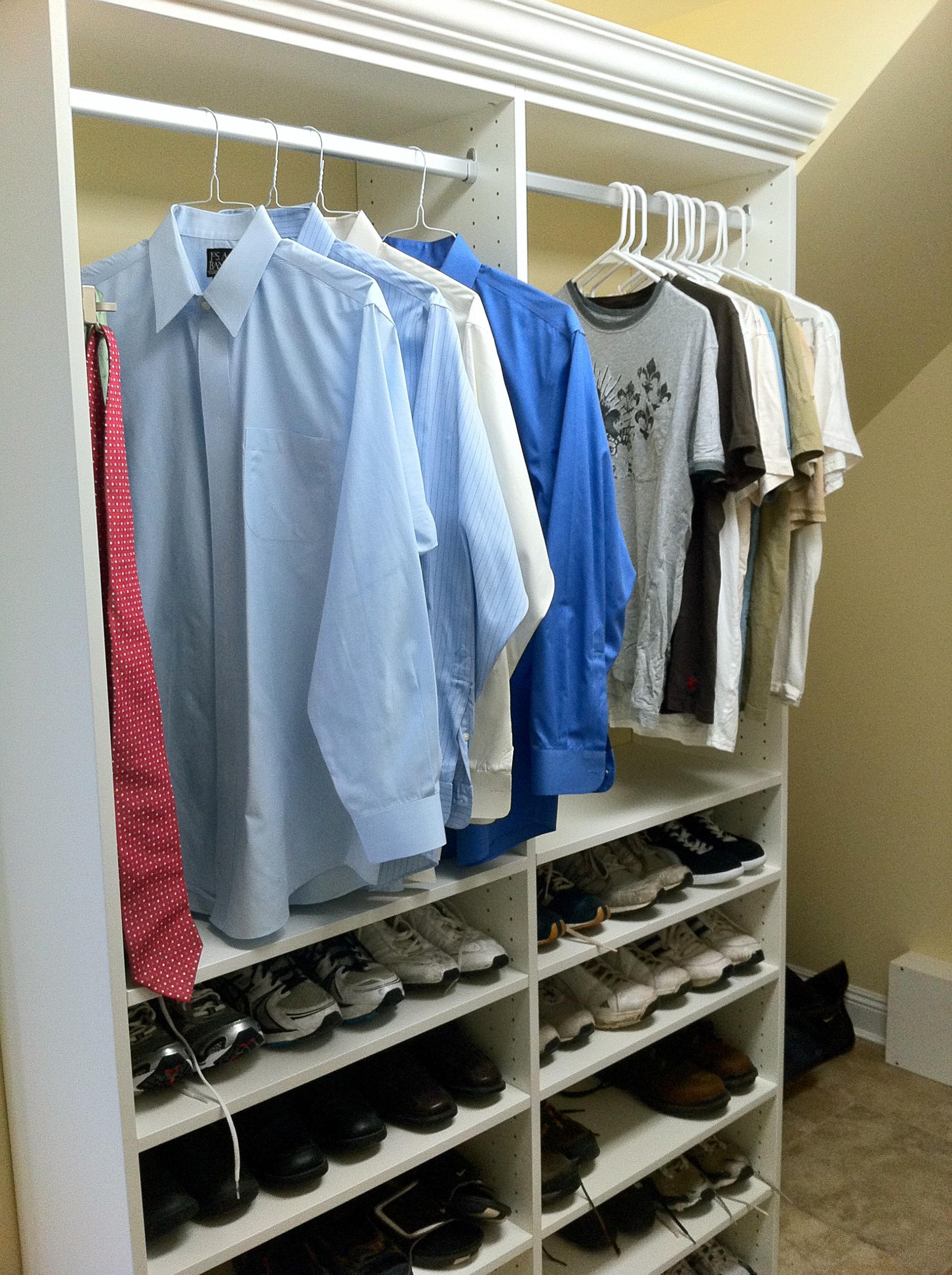 Husbands Closet
