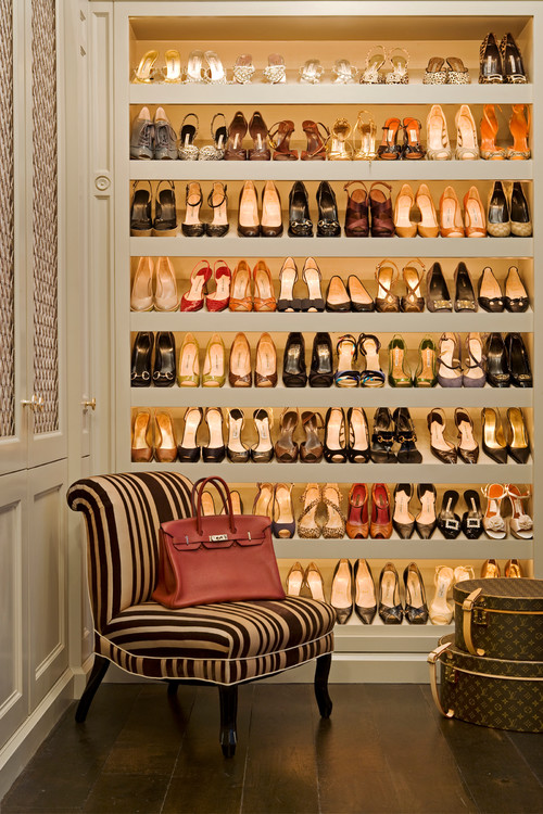 shoe organizing ideas helena a personal organizer. Black Bedroom Furniture Sets. Home Design Ideas