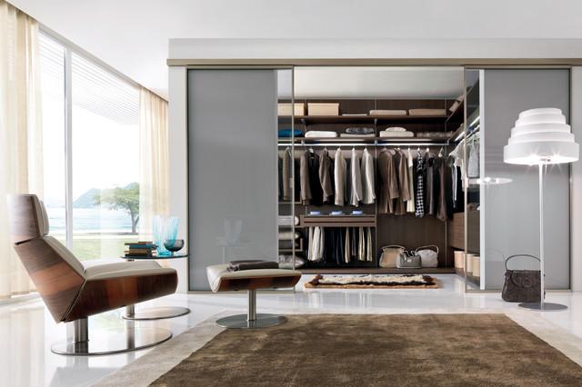 Italian Closets Modern Closet