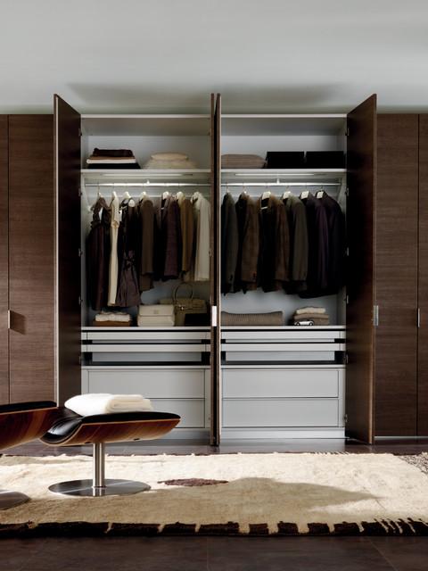 Italian Closets Modern Wardrobe