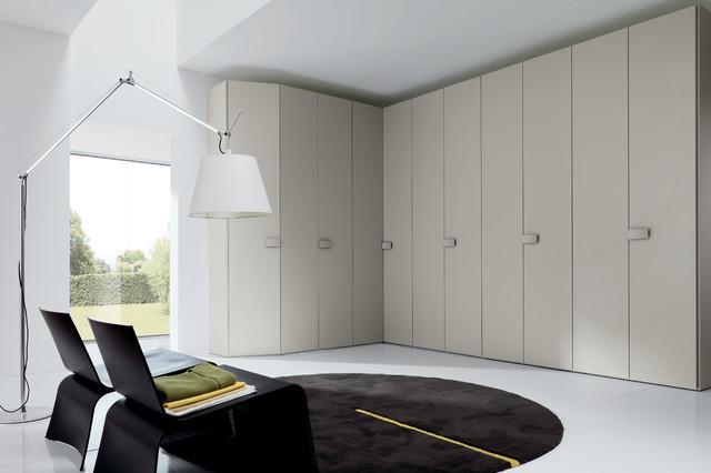 Italian Closets Modern Closet Other Metro By
