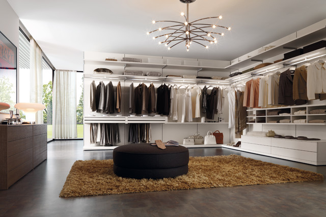 Italian Closets Modern Closet Miami By Yamini Kitchens More