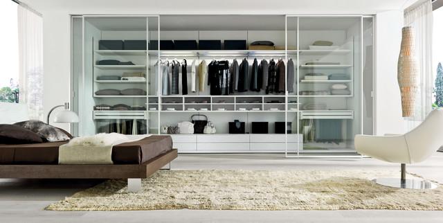 Italian Closets modern-closet