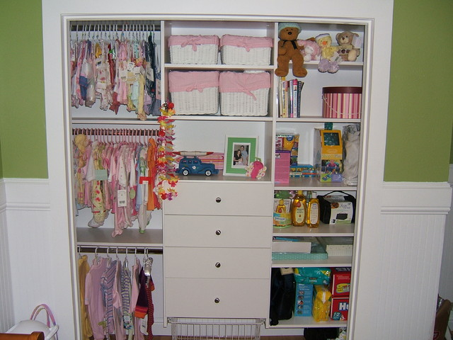 Kids Closet - Closet - houston - by SpaceMan Home & Office