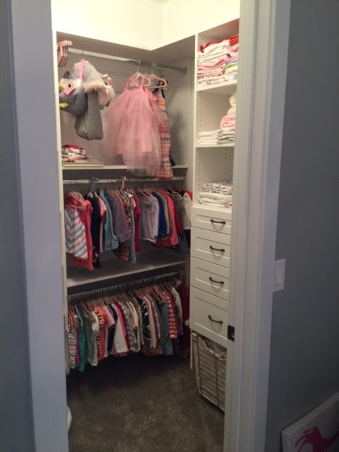 Kids Closet contemporaneo-armario