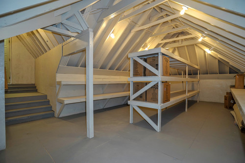 Attic Storage E Image Balcony And Aanneenhaag