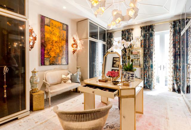 Kips bay 2016 trendy opbevaring garderobe new york for Garderobe new york
