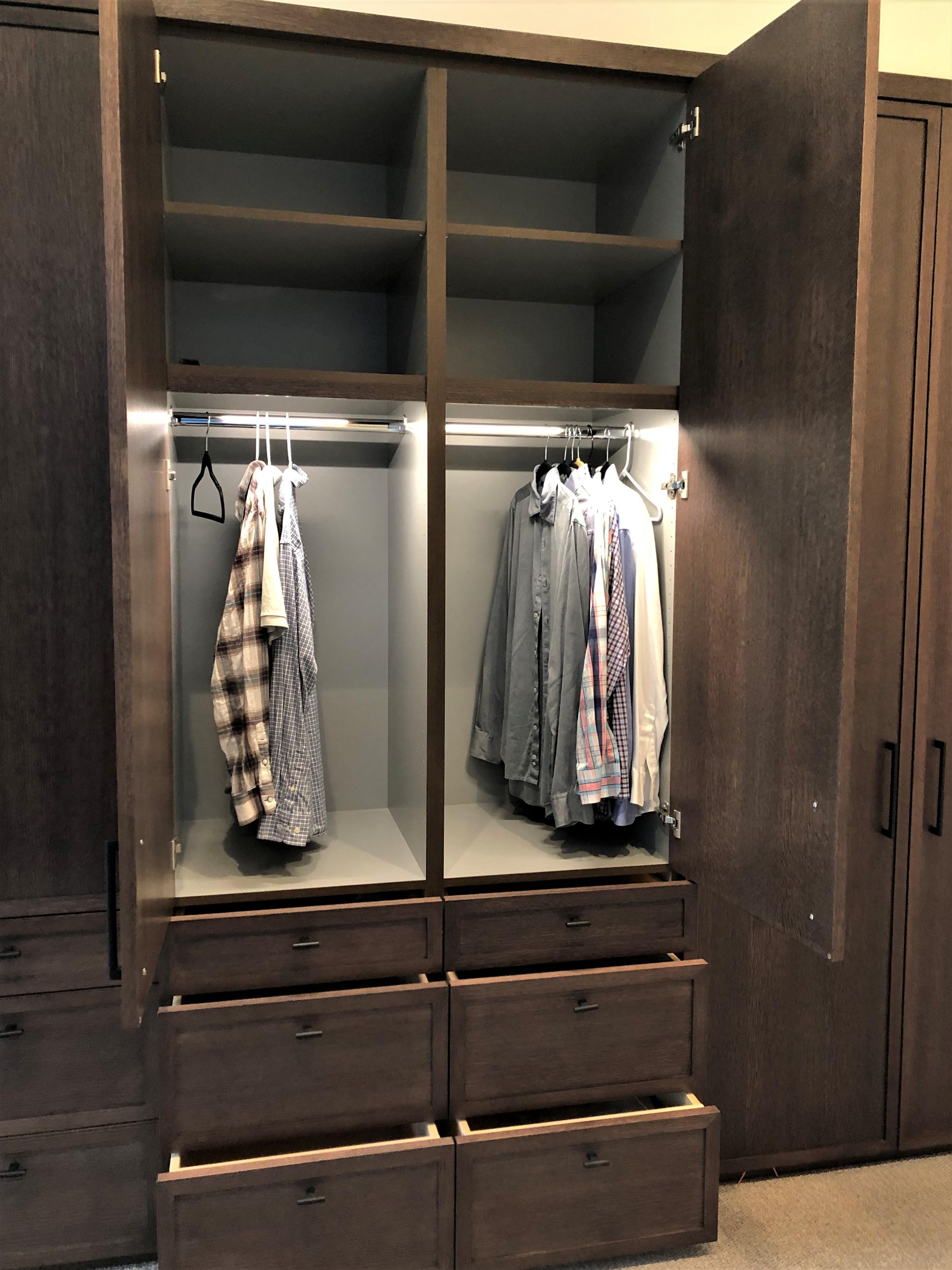 Kitchen, Master Closet & Vanities | Telluride, CO