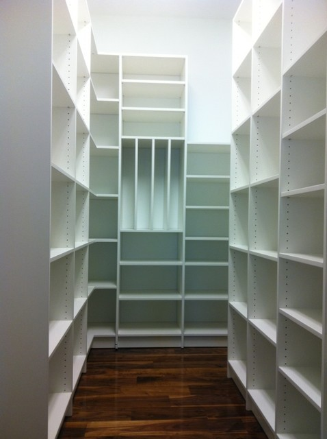 Kitchen Pantry - Closet - New York - by Bella Systems - Custom Closets