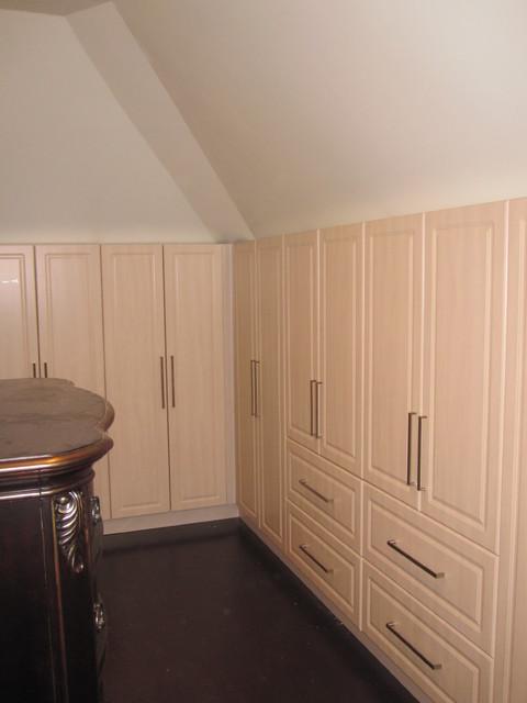 Kitchen Project 2010-2013 modern-closet